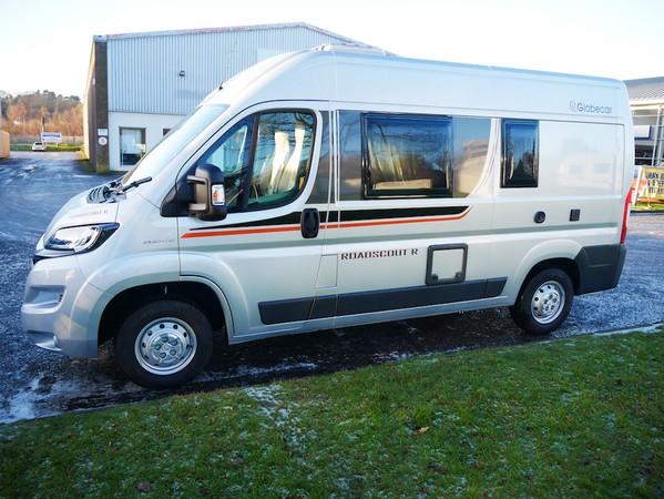 Globecar Roadscout R Elegance 3 Berth Motorhome
