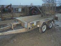plant trailer 2600kg