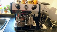 1 group coffee machine for sale