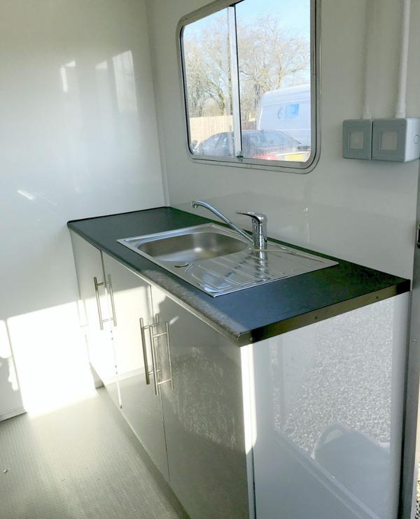 New mobile kitchen