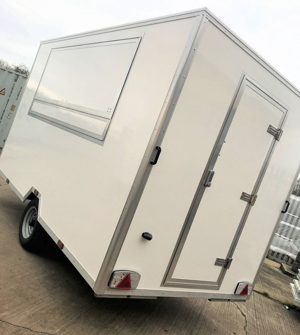 Brand new kitchen trailer for sale UK