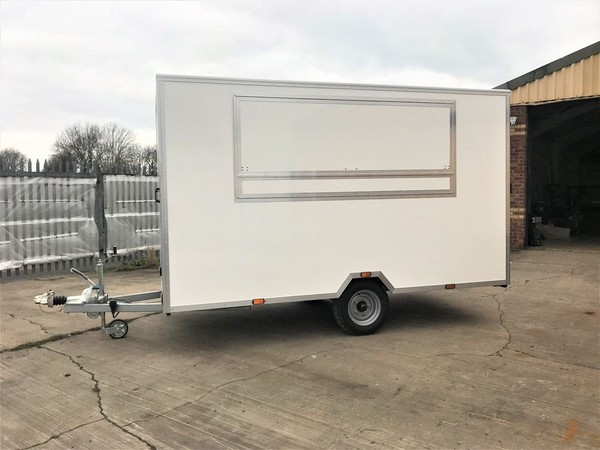 Brand new trailer Scunthorpe