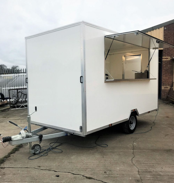 Catering trailer for sale