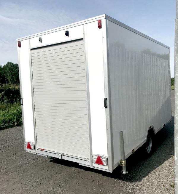Box trailer for sale