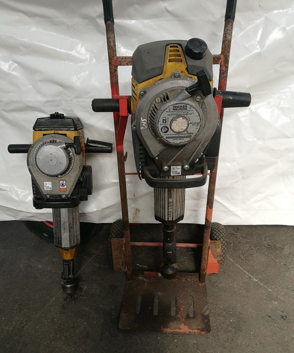 Used wackers for sale