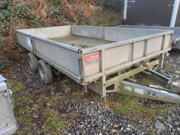 Ifor Williams Lm126 With Drop Sides C2137 Year 1999