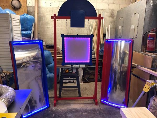 Circus mirrors