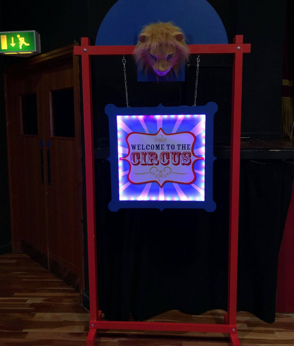 Used circus mirrors for sale