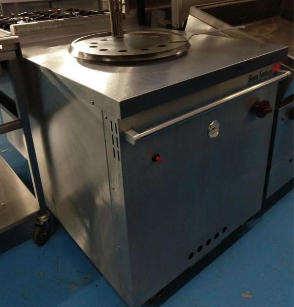 used tandoori oven