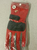 MIR Red kart Karting XL Gloves Kart Race Gloves