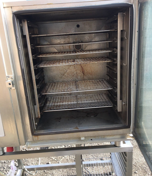10 grid three phase oven