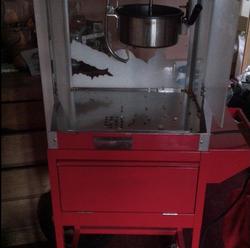 Popcorn cart for sale