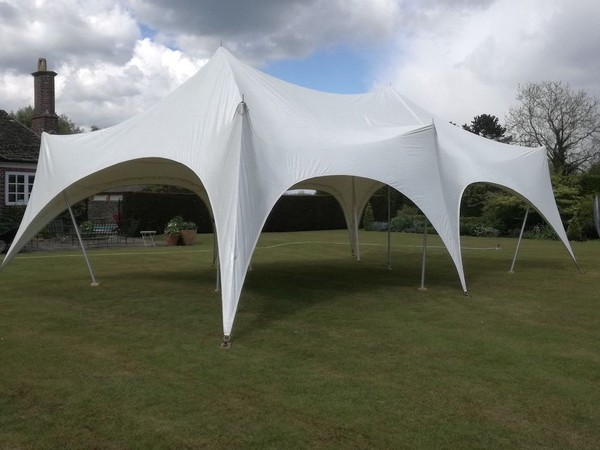 Used Capri Marquee 28ft x 38ft