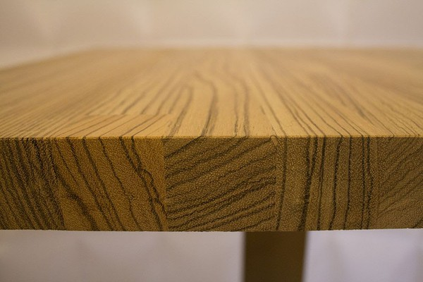 High quality wooden topped tables