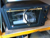 Roller grill convection oven for sale