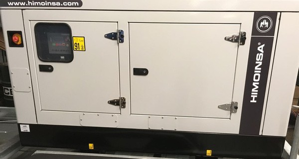 20 KVA 3 Phase Generator
