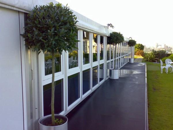 Glass wall panels job lot swap
