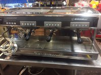 3 group coffee machine for sale