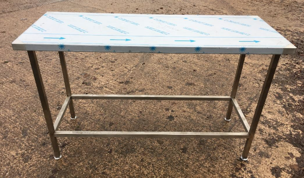 Steel centre table for sale
