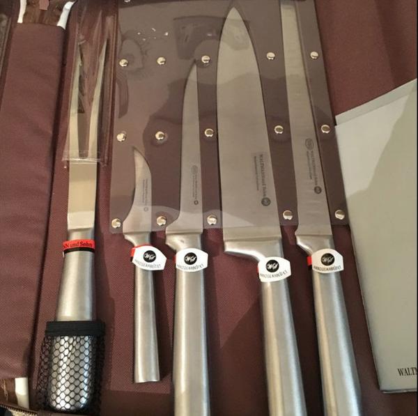 Waltmann und sohn chef knives