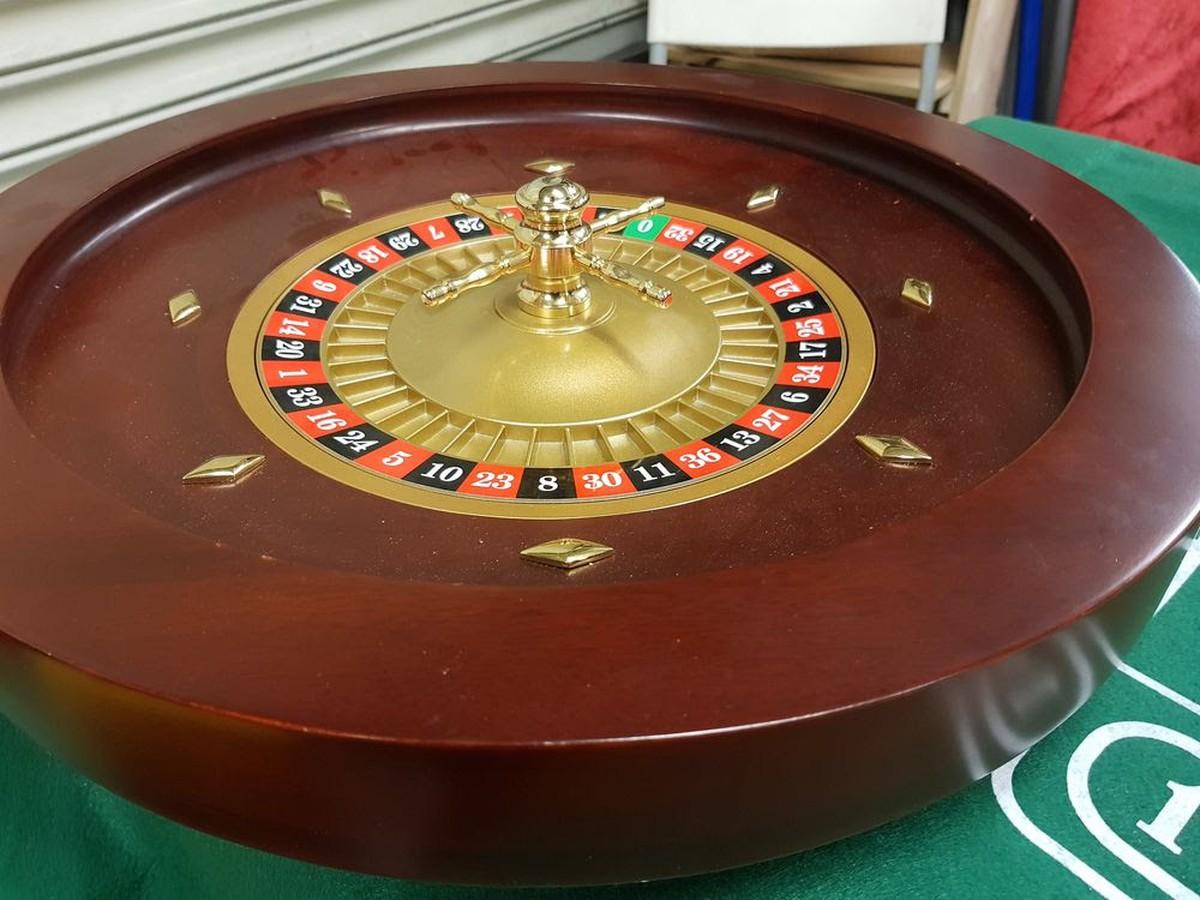Uk Roulette Wheel