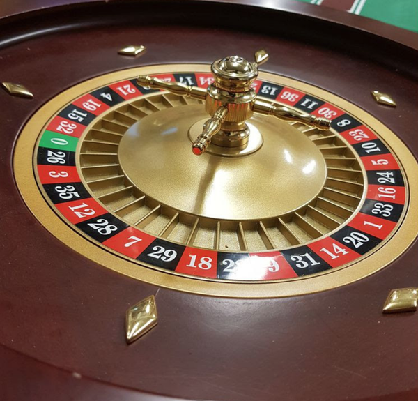 Wooden roulette set for sale