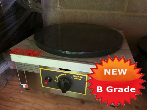 B Grade Crep Machine for sale