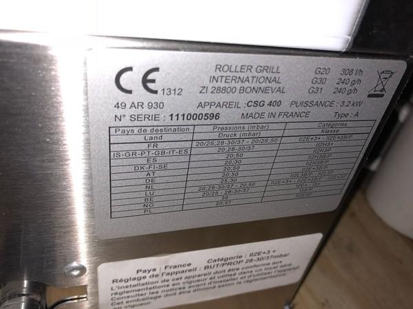 New crepe machine for sale London