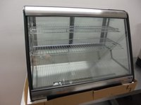 Refrigerated display display