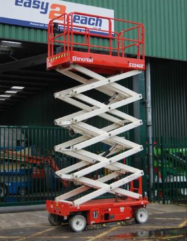 Scissor lift for sale Cheshire