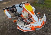 Rolling chassis for kart