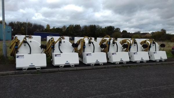 3000 Litre Vacuum Tankers