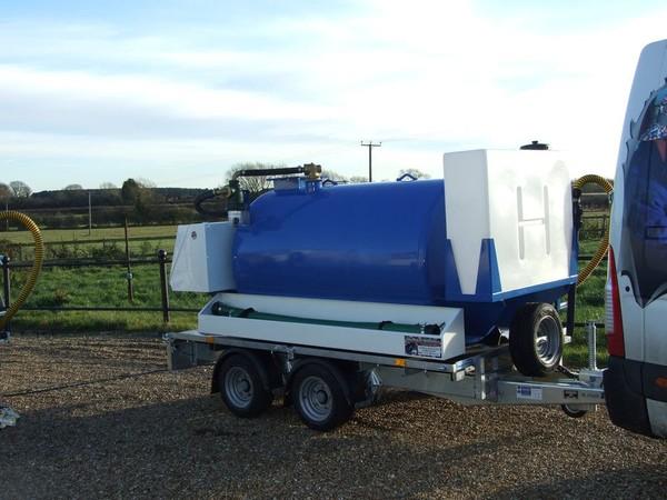 Buy 3000 Litre Vacuum Tanker