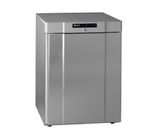 Compact under counter freezer