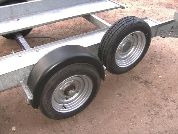 Tiltbed trailer