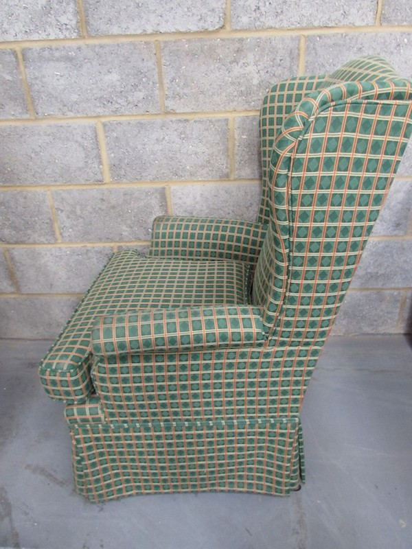 10x Wingback Chairs