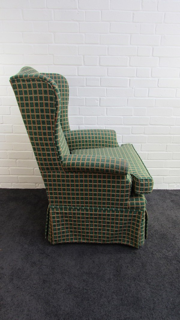 Wingback Easy Chairs