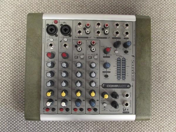 Used soundcraft mixer