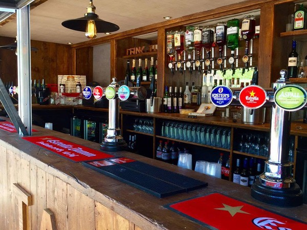 Mobile bar unit Cambridgeshire