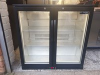 Used double door fridges