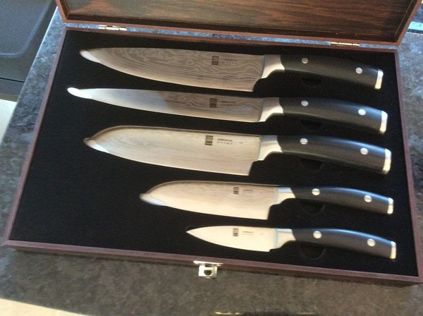 new chefs knives