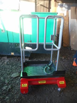 Platform scissor lift for sale