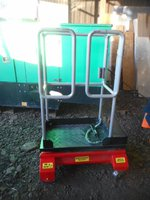 Platform scissor lift for sale