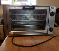 Used convection roller grill