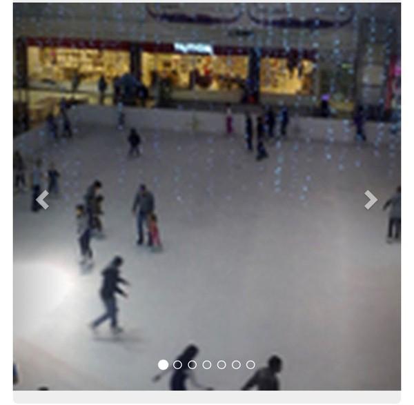 24 X 14 Meters Ice Rink