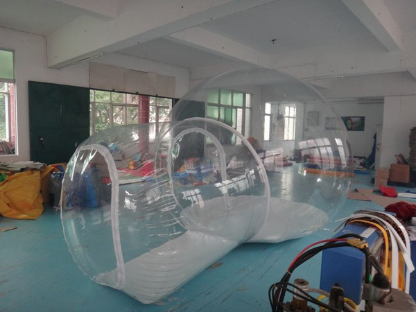 Blow Up Clear Bubble Tent