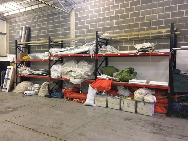 Heavy duty racking for sale