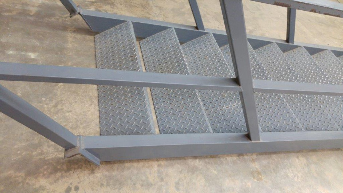 Warehouse Stairs For Sale ...
