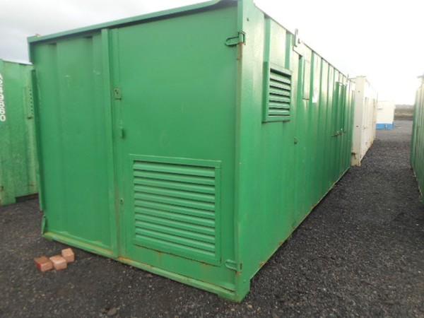 Portable welfare unit for sale