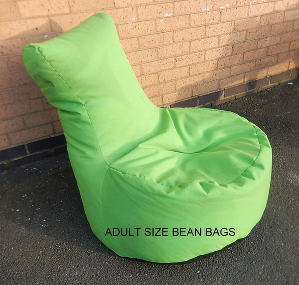 Adult size bean bags